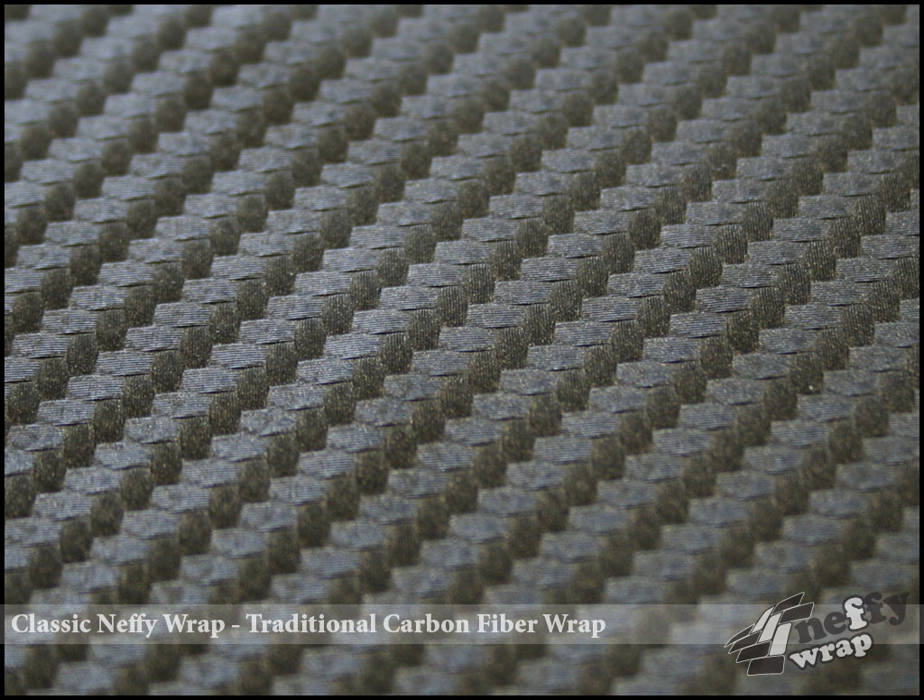 Classic Neffy - Traditional Carbon Fiber Wrap